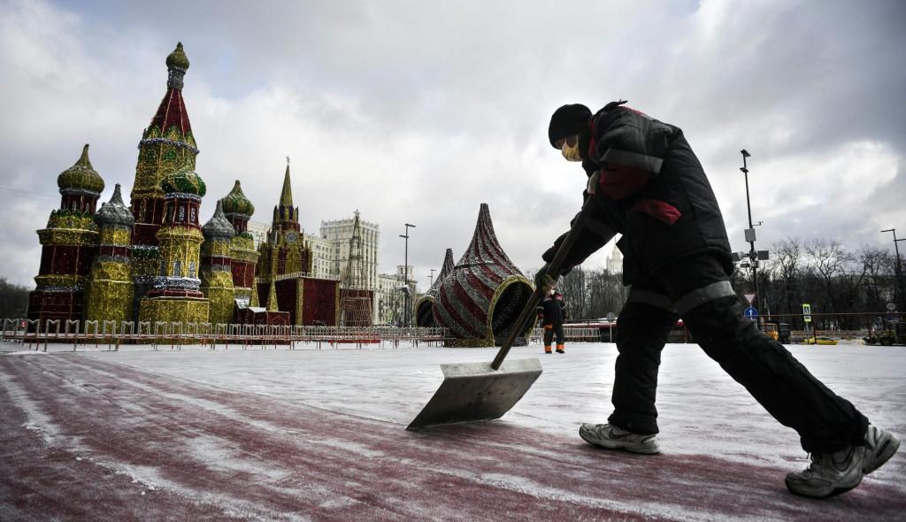 Kako bi spriječila širenje virusa,Rusijaje poduzela više drakonskih mjera