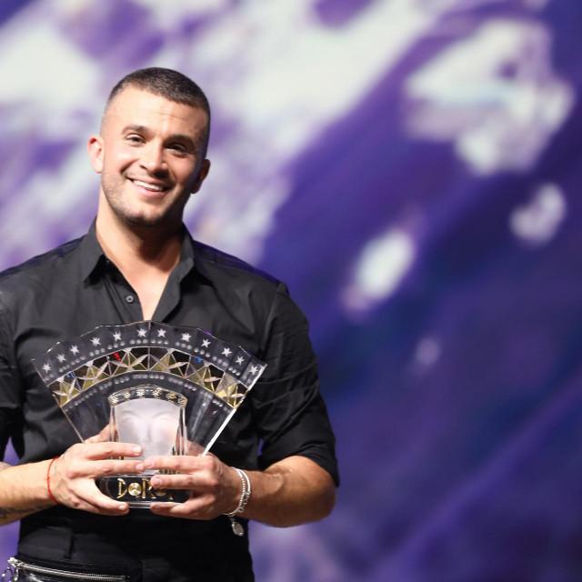 Uvijek je sanjao da će predstavljati Hrvatsku na Eurosongu