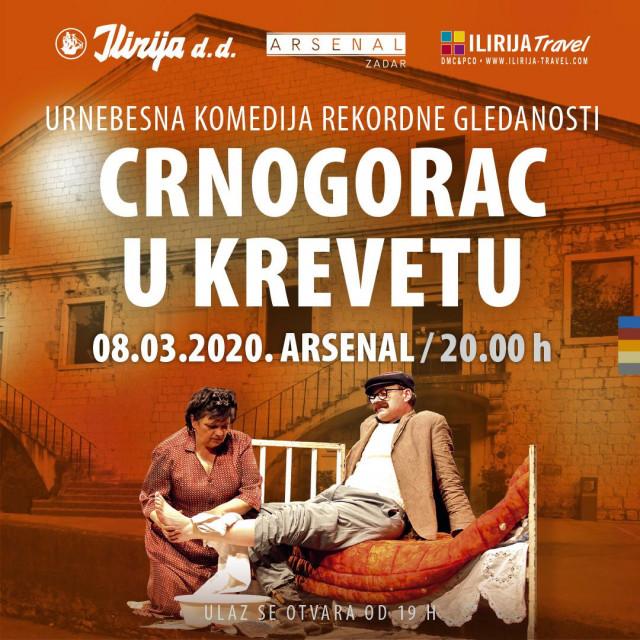 crnogorac Zadar