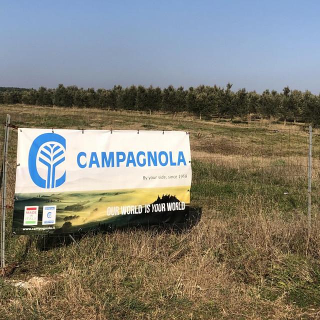 Entrada Campagnola