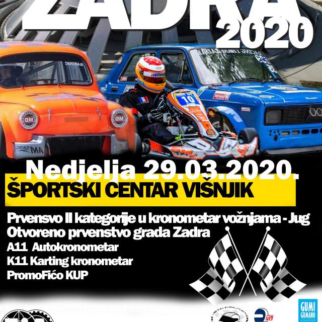 Nagrada grada Zadra 2020.