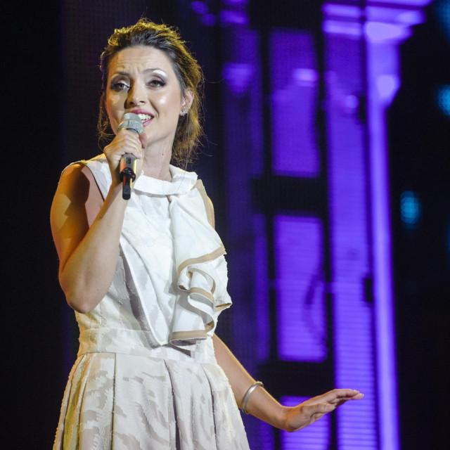 Ana Opačak večeras će u HNK Split s glumicom i pjevačicom Caroline Personne predstaviti velikane frankofonske glazbe