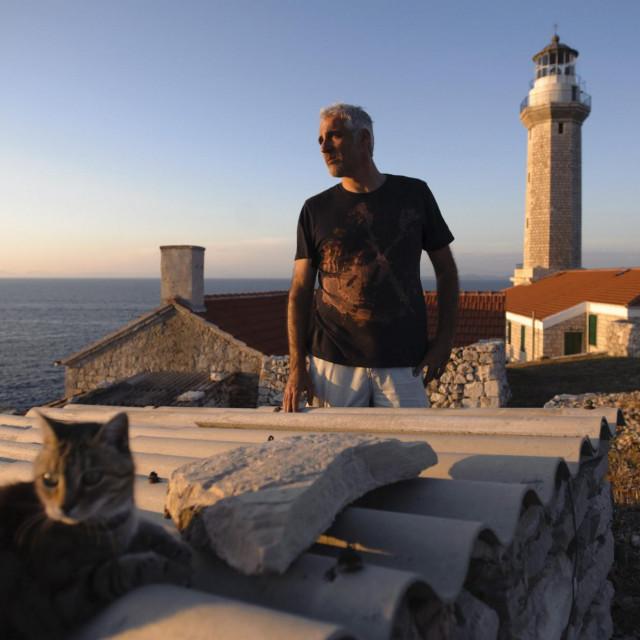 Lanternist Ivan Bulić poznatiji kao Ićo