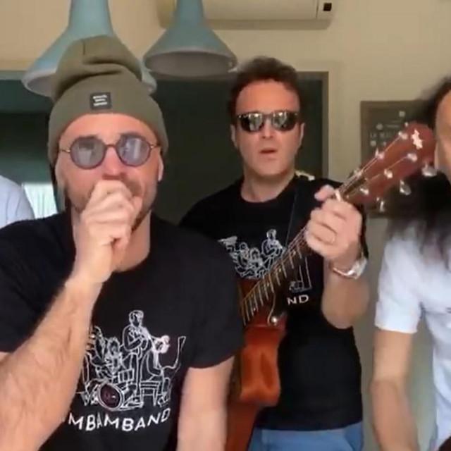 Glazbenici iz Rimbambenda okrenuli su sutvari na zafrkanciju!