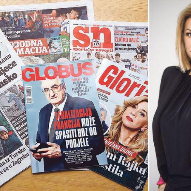 """""""Ponosna sam na trud koji su proteklih pet godina u ispunjenje tog cilja uložili zaposlenici Hanza Medije"""", naglasila je Ana Hanžeković"""