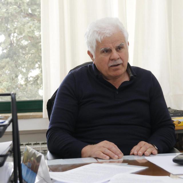 Slavko Gudelj višegodišnji je ravnatelj srednje škole u Makarskoj
