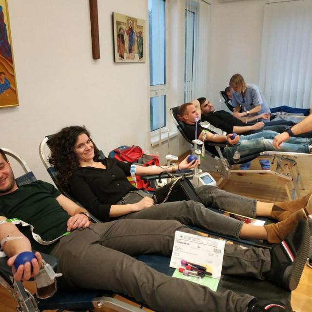 Akcija darivanja krvi u Privlaci