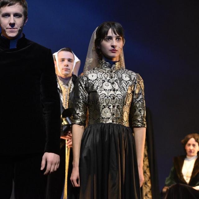 Predstava 'Priče iz davnine' u režiji Paola Tišljarića