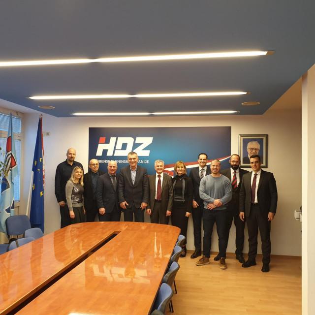 Kandidati za čelne pozicije u županijskom i šibenskom HDZ-u