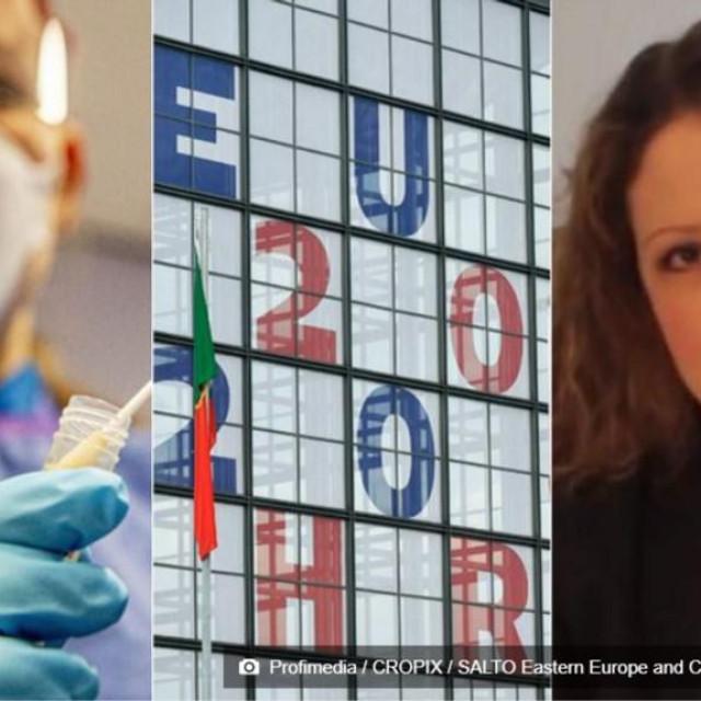 Hrvatska stalna predstavnica u EU, Irena Andrassy, stavila se u samoizolaciju jer je bila u kontaktu s osobom koja ima koronavirus