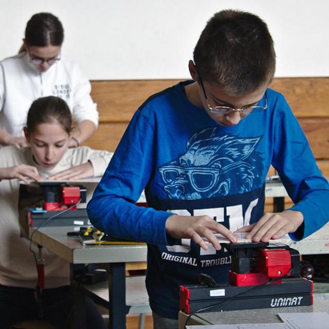 Županijsko natjecanje iz tehničke kulture