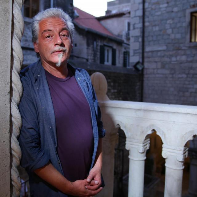 Igor Rajki na jednome od prethodnih gostovanja u Splitu<br />