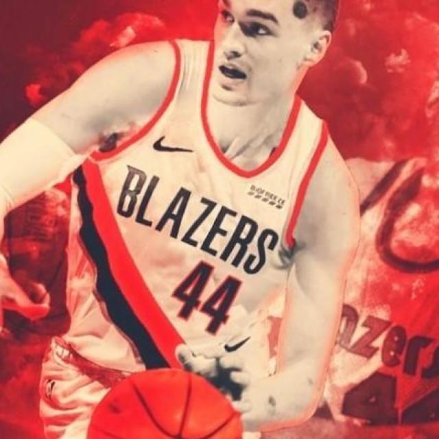 Mario Hezonja Portland Trail Blazers 2019 2020 NBA sezona