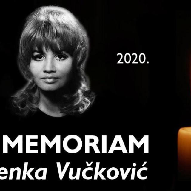 preminula pjevačica Zdenka Vučković