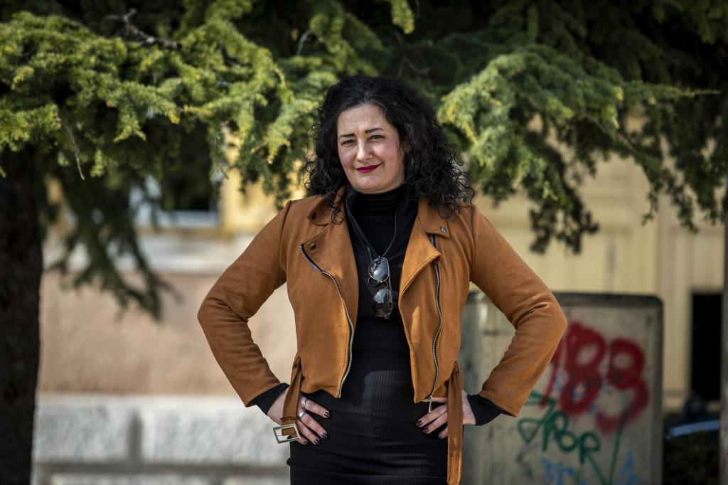 <br /> Ivana Bulat, novinarka i pjevačica<br />