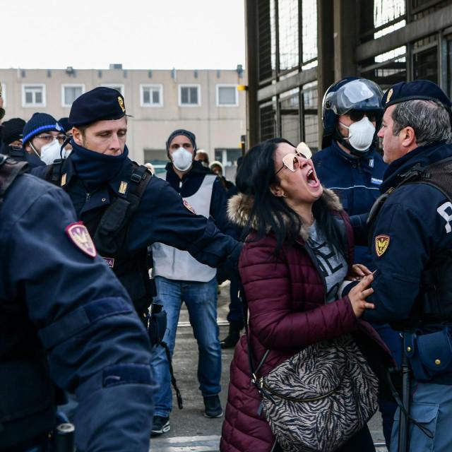 Zbog eksplozije epidemije milijuni Talijana su u karanteni