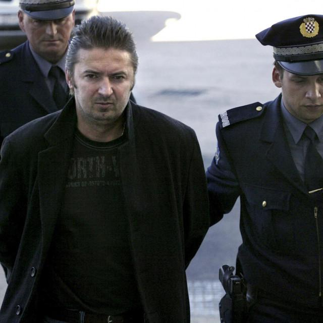 Zvonko Čevizović nakon više od 12 godina osuđen je za pljačku mjenjačnice u Trogiru