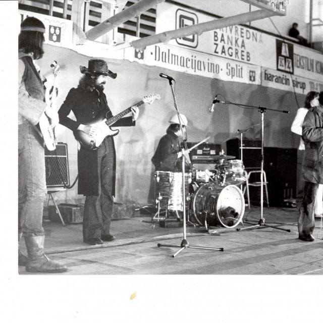 'Buldožer' na Gripama preko Muzičke omladine, za neke prvo rock-iskustvo
