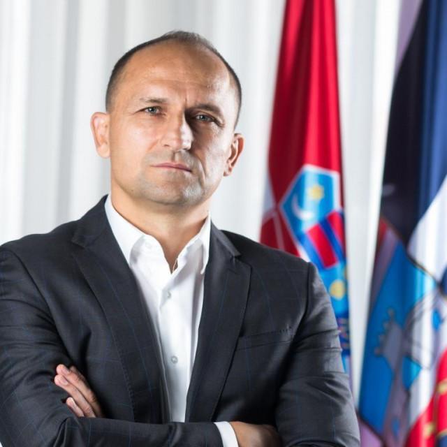 Ivan Anušić, kandidat za podpredsjednika HDZ-a na unutarstranačkim izborima u HDZ-u