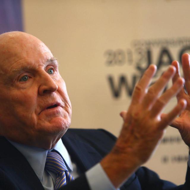 Tip kapitalizma koji su inaugurirali i provodili ljudi poput Jacka Welcha doveo je i do velike ekonomske krize iz 2008.
