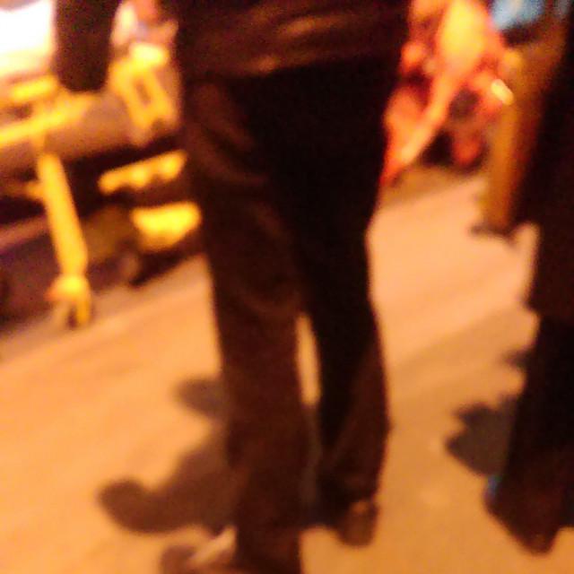 Stradala pješakinja kod kolodvora u Zadru