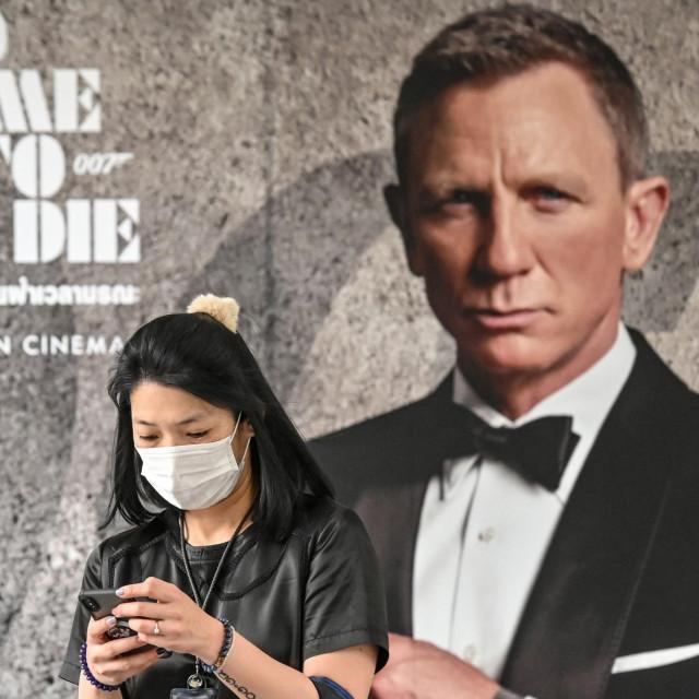Premijeru novoga Bond-filma 'Za smrt nema vremena' moratćemo pričekati