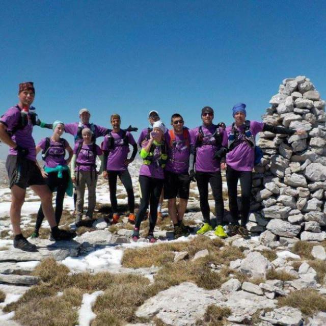 'Mosoraške sikire' ili Odsjek planinskog trčanja pri HPD-u 'Mosor', ujedno organizatori utrka