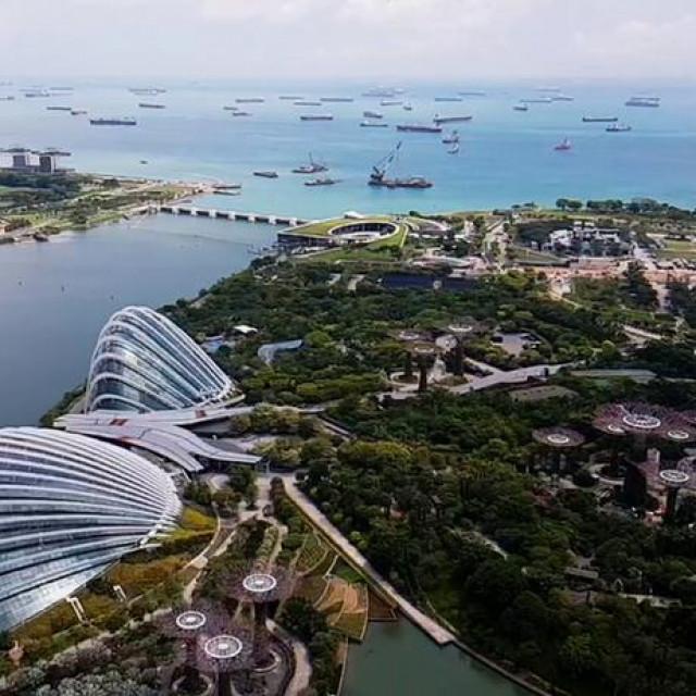 U Singapuru se život odvija normalno - unatoč pandemiji.