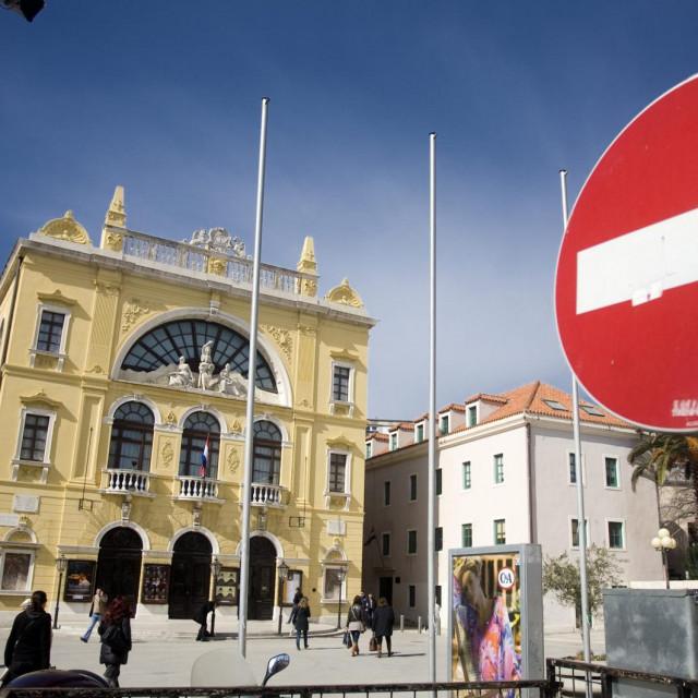 Hrvatsko narodno kazalište Split vjeruje u svibanj<br />