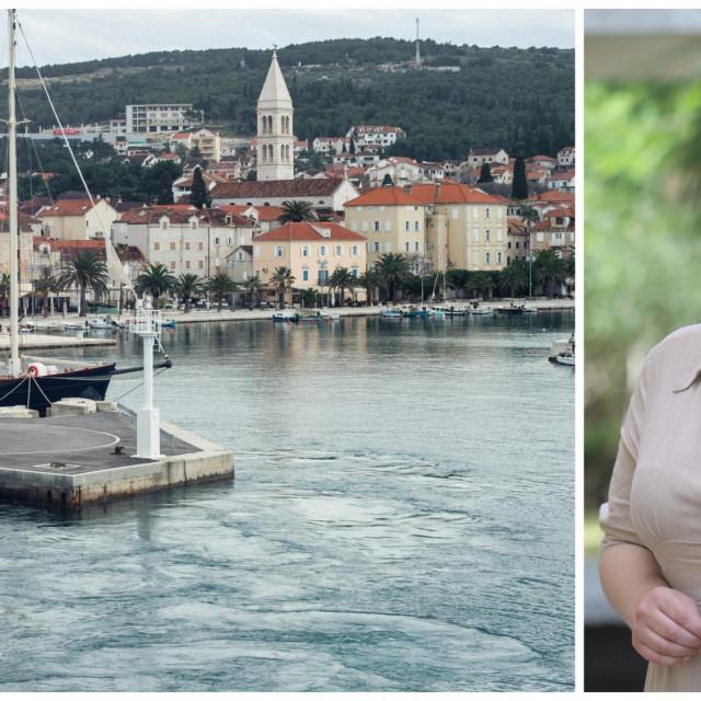 Ivana Marković, gradonačelnica Supetra: Svi smo na koljenima