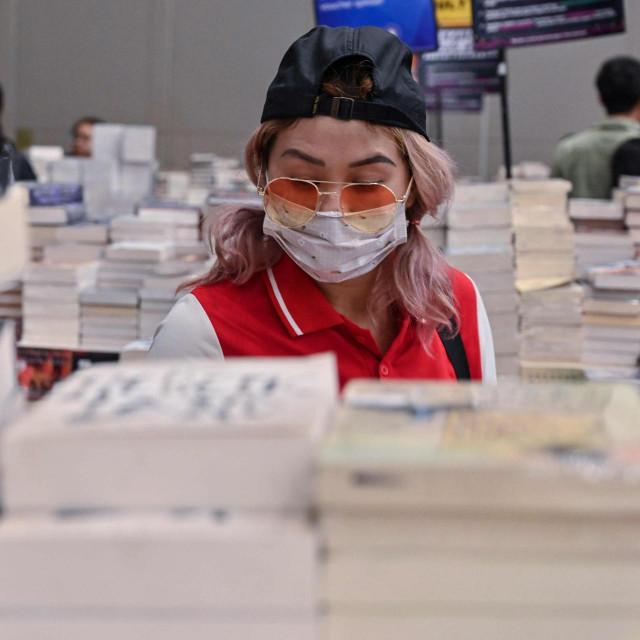 Još se nije pojavio takav virus koji bi ugrozio knjige i čitanje