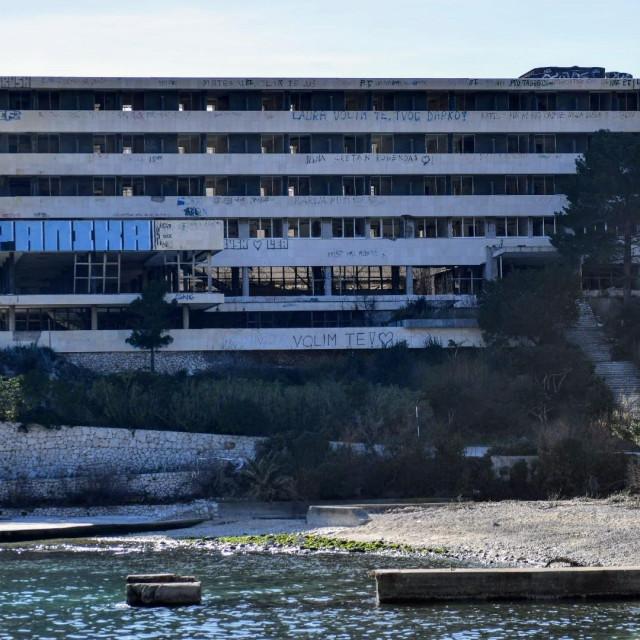 Hotel Pelegrin<br /> Župa dubrovačka, Kupari<br /> 13. veljače 2020.