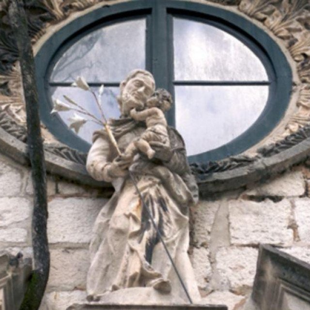 crkvica svetog josipa, dubrovnik