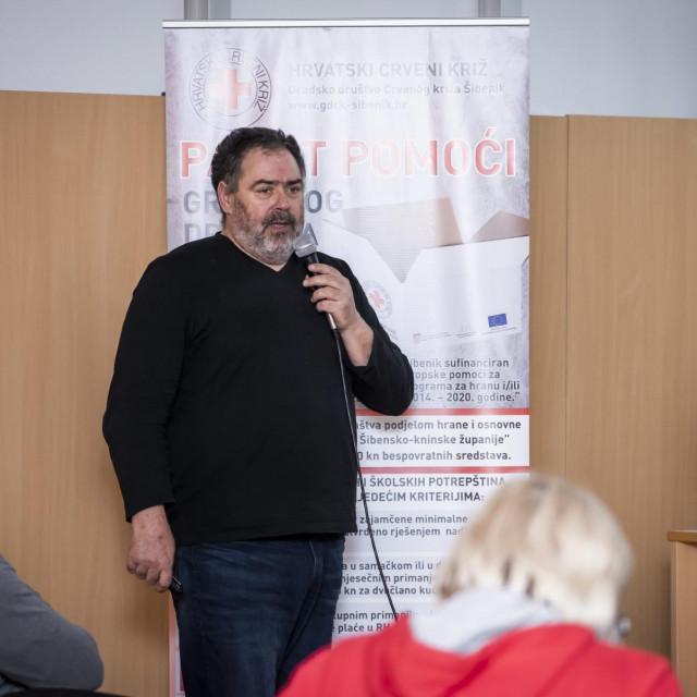 Drazen Skarica, socijalni pedagog Centra za socijalnu skrb