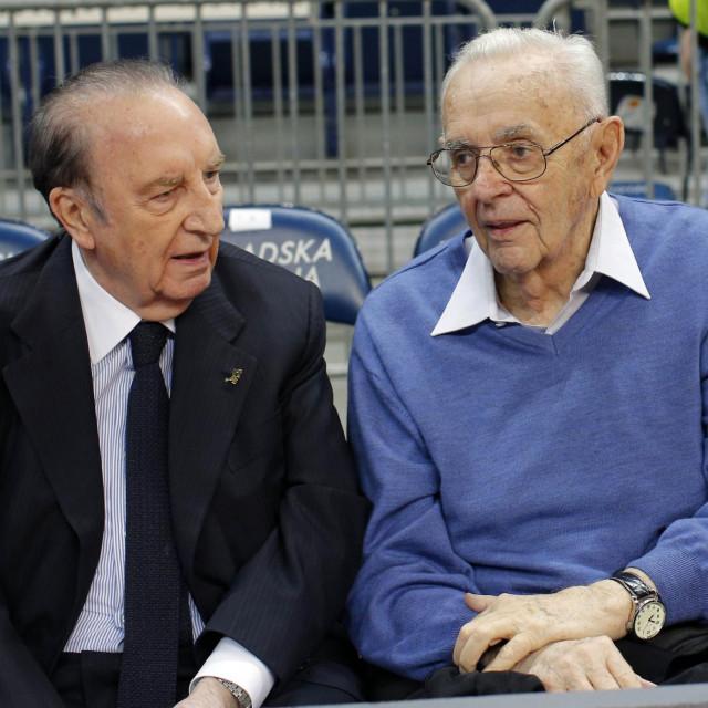 Borislav Stanković (desno)
