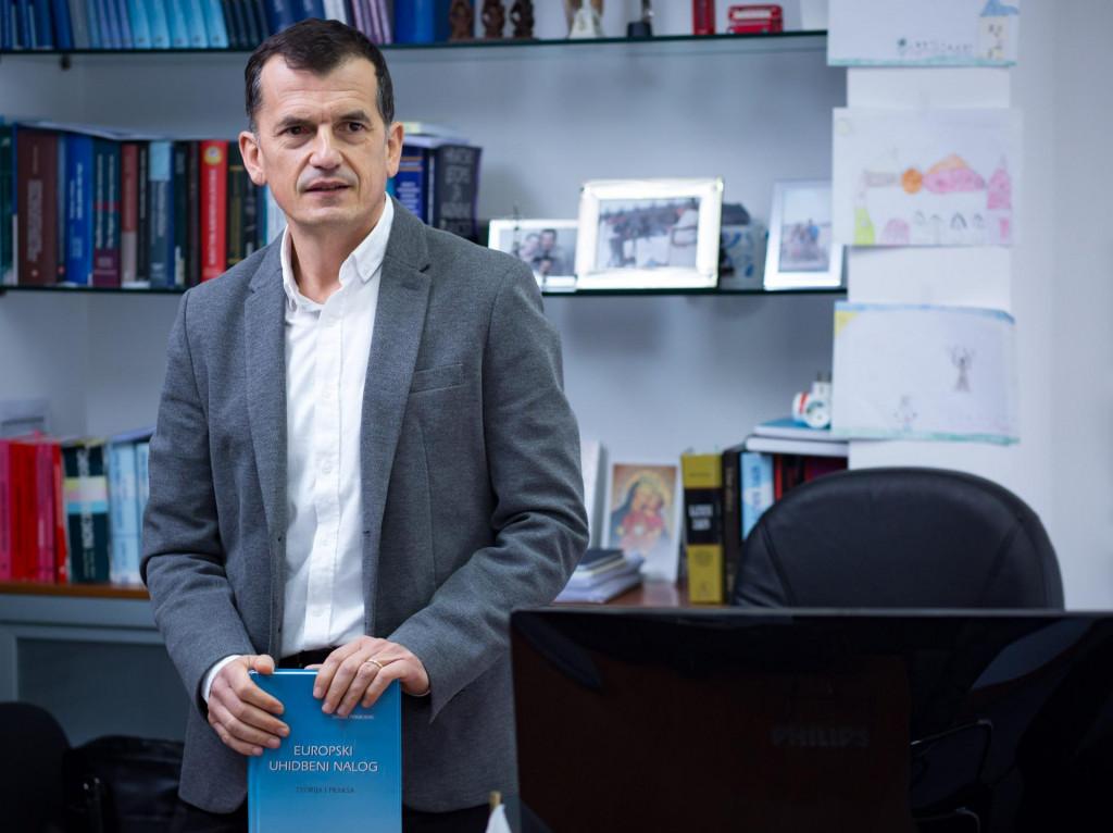 Odvjetnik Damir Primorac