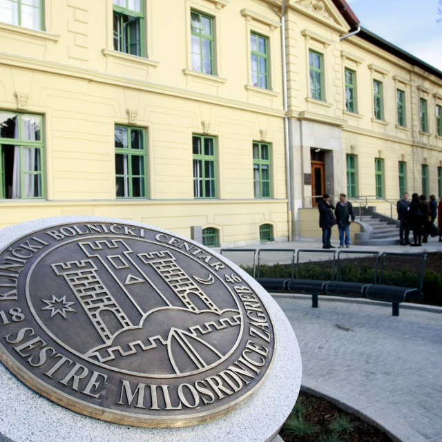 Zagreb, KBC Sestare Milosrdnice, Vinogradska 29.<br />