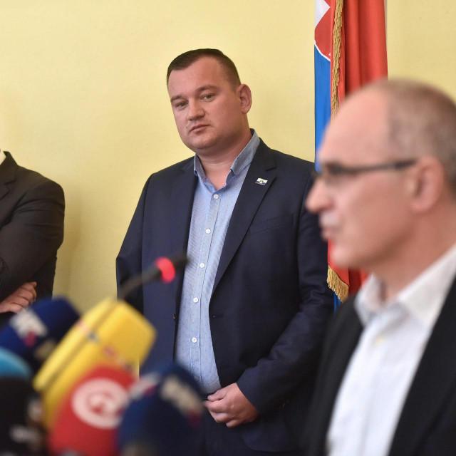 Dožupan Šime Vicković.<br />