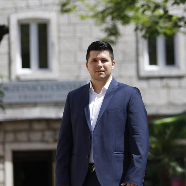 Gradonačelnik Vrgorca Ante Pranić