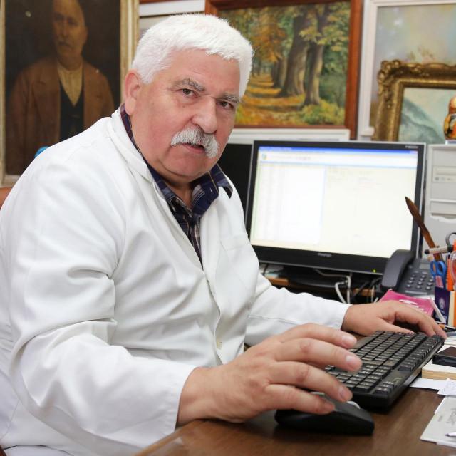 Dr. Niko Visković, liječnik obiteljske medicine