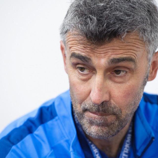 Nikola Jerkan u stožeru reprezentacije
