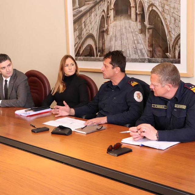 Civilna zaštita grada Dubrovnika