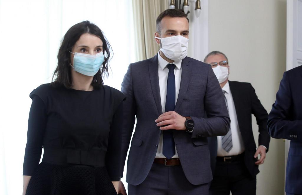 Ministrica poljoprivrede Marija Vučković /