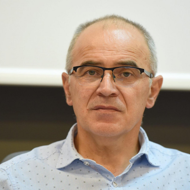 Željko Čulina, ravnatelj Opće bolnice u Zadru