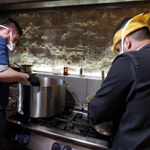 Restoran 'Makarun' Split