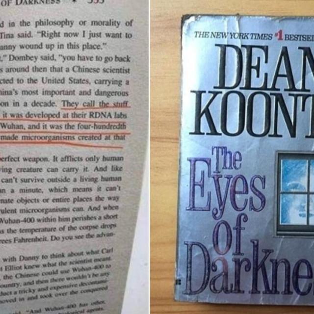 'Vidoviti' pasus iz Koontzova romana