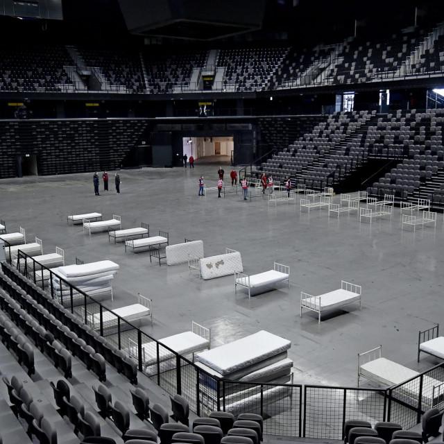 Spaladium Arena je spremna