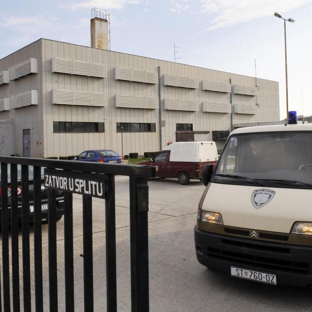 Zgrada Zatvora u Splitu na Bilicama