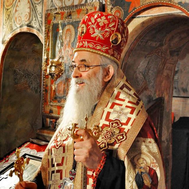 Episkop Milutin Knežević<br />