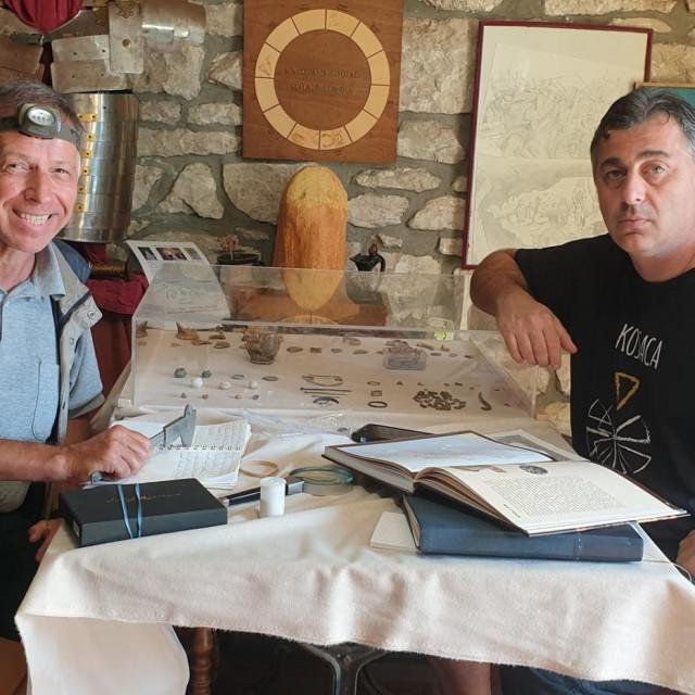 Paolo Visona i Ivan Pamić